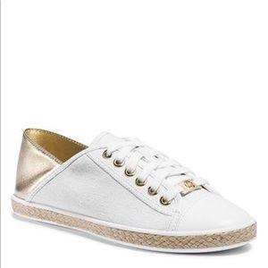 "Like new Michael Kors ""kristy"" espadrille shoes 8"